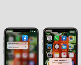 如何在 iOS 13 正式版中删除应用?