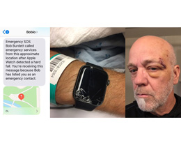 Apple Watch 摔倒检测再次立功:救下骑山地车老人