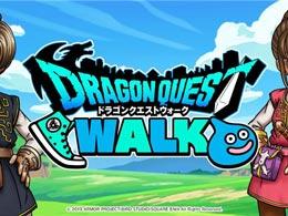 DQ依然是大爷!《勇者斗恶龙Walk》日本双平台畅销榜夺冠!