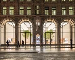 多图 | 伦敦摄政街 Apple Store 店内分享