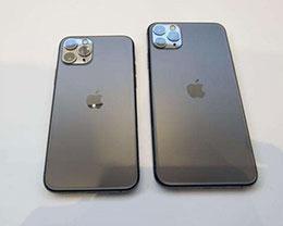 苹果砍掉约 10% 的 iPhone 11 Pro Max 订单:售价太贵