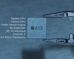 苹果近三代芯片 A11、A12、A13 之间的性能差异有多大?