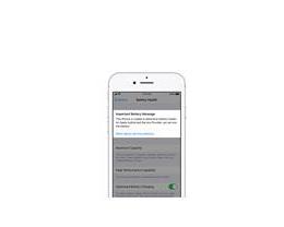 iPhone 提示电池健康状况未知是什么原因?