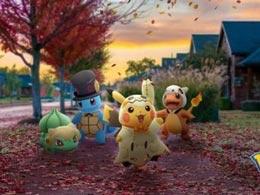 《Pokémon GO》万圣节活动即将开启 达克莱伊登场