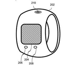 """苹果新专利:研发可穿戴设备""""智能戒指"""""""