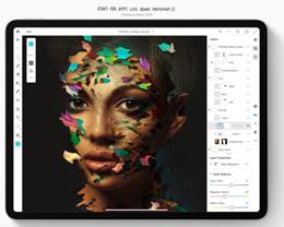 全功能 Photoshop for iPad 将在年内发布