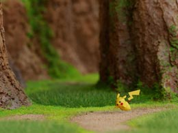 宝可梦官方推出《Pokémon Wild Area Search》