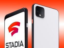 手机玩谷歌Stadia必须连Wifi 且首发仅支持Pixel系列