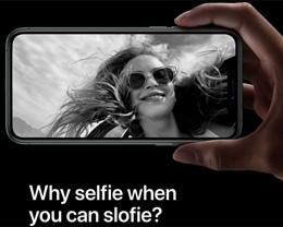 iPhone 11 自拍实用技巧   如何拍摄慢动作自拍 Slofie?