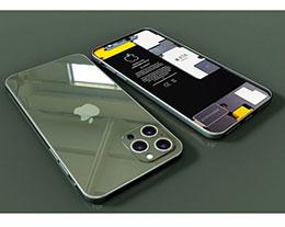 iPhone 12 Pro Max 概念图曝光:6000mAh 石墨烯电池+A14 芯