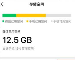 iPhone 的储存空间都被什么东西占用了?如何清理?