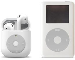 Elago 为 AirPods 发布 iPod 造型保护套