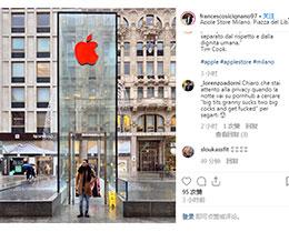 在世界艾滋病日到来之际,全球各地 Apple Store 的 Logo 将开始变红