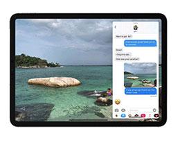 iPad 如何同时开启和使用 4 个应用?