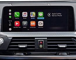 宝马车主以后也能免费使用 CarPlay 了