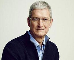 库克:苹果在智能手机行业最大竞争对手是华为和三星