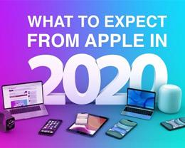苹果 2020 年新品展望:5G 版 iPhone、iPad、Apple Watch Series 6