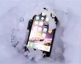 "iPhone 被""冻关机""是什么原因?"