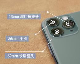 iPhone 11 Pro Max 的物料成本是多少?