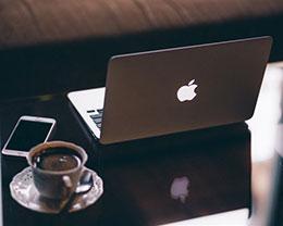 苹果专利曝光触摸屏笔记本:未来的 MacBook 有戏