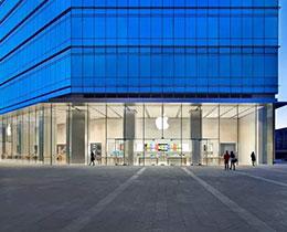 苹果临时关闭中国大陆 Apple Store 零售店
