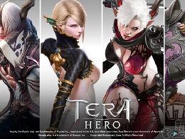手游《TERA英雄》公开12款角色 韩国玩家吐槽画风变了