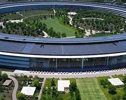 苹果申请在总部园区部署新的 GPS 测试设施