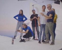 加拿大艺术家 Vallée Duhamel 使用 iPhone 拍摄概念短片「冰川」