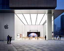 中国地区又有 10 家 Apple Store 恢复营业