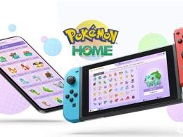 《Pokémon Home》移动端首周下载量达到130万次