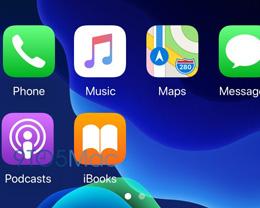 深挖 iOS 14:CarPlay 可更换墙纸,地图继续改进