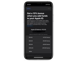 美加澳德等地区充值 App Store 多得 10% 优惠
