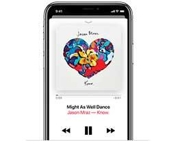 Apple Music 提前收藏功能:不错过喜欢的新专辑