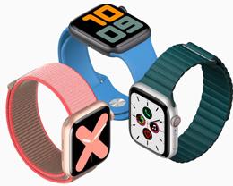 据悉新款 Apple Watch 数码表冠将支持指纹解锁
