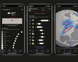 知名天气应用 Dark Sky 被苹果收购