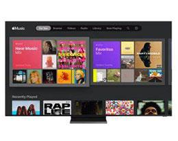 与苹果再度合作:三星电视宣布引入 Apple Music