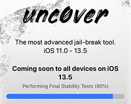 unc0ver团队:支持所有设备/iOS 版本的越狱工具即将发布
