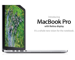 Apple 首款 Retina MacBook Pro 即将成为过时产品
