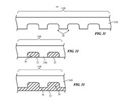 苹果可折叠 iPhone 专利曝光:柔性屏幕设计独特