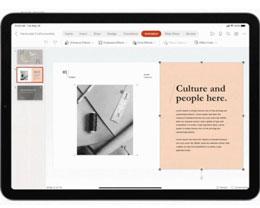 微软更新苹果 iPad 版 Office 应用程序:支持鼠标和触控板