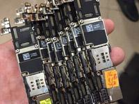 森森的恶意!iPhone5c改iPhone5s