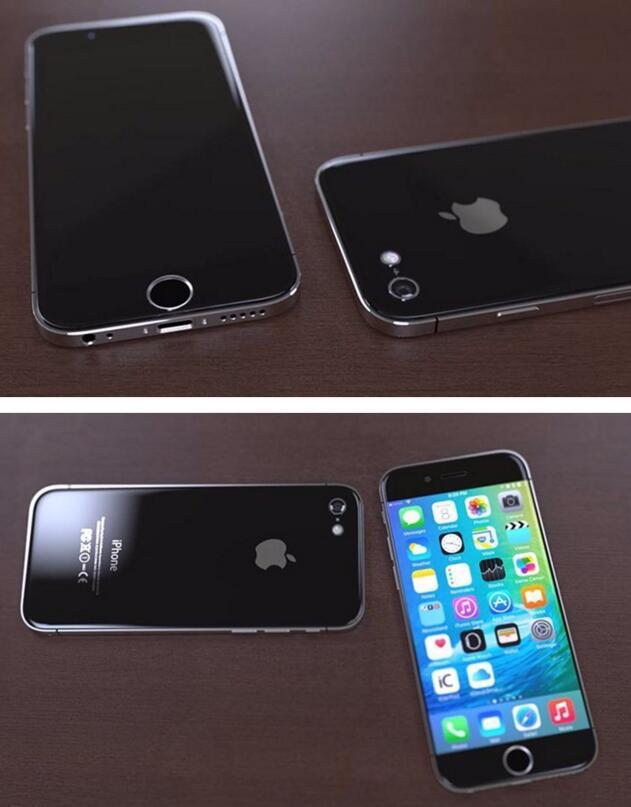 丑爆帅爆全都有 无边框苹果iphonex组图