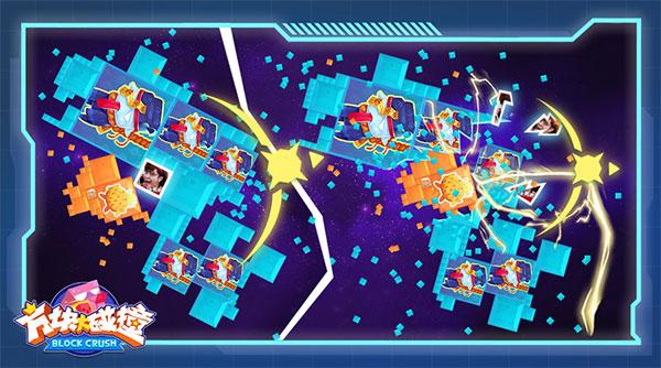 手绘糖果世界地图