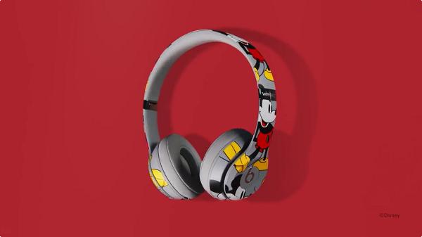 苹果beatssolo3无线耳机