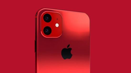 红色版苹果 iPhone 11R 渲染图曝光