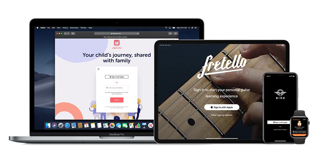 苹果表示开发者必须要将「Sign In with Apple」置于登录页面顶端