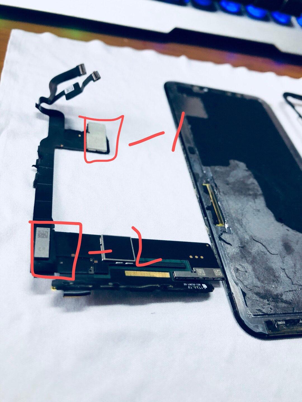 「原彩显示」真的可以作为判断 iPhone X 屏幕是否为原装的依据吗?