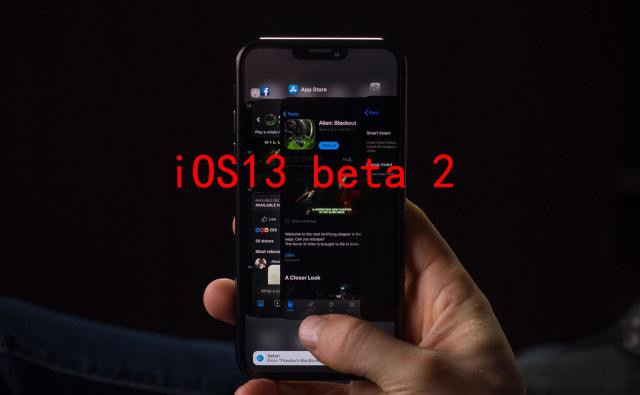 iPhone X值得升iOS13 beta2吗?这些bug你是否有遇到?