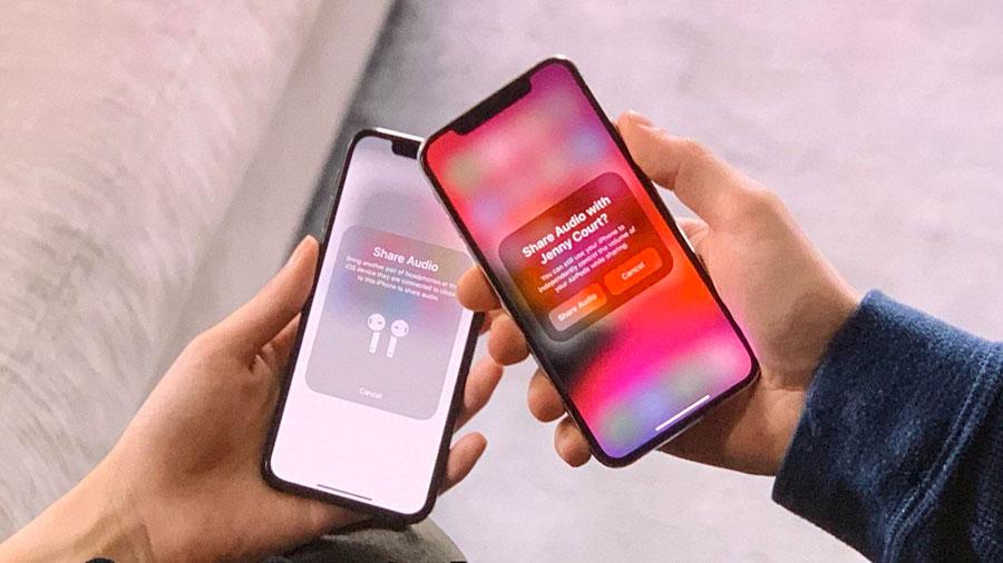 如何使用 iOS 13 靠近分享音频功能?哪些设备支持?