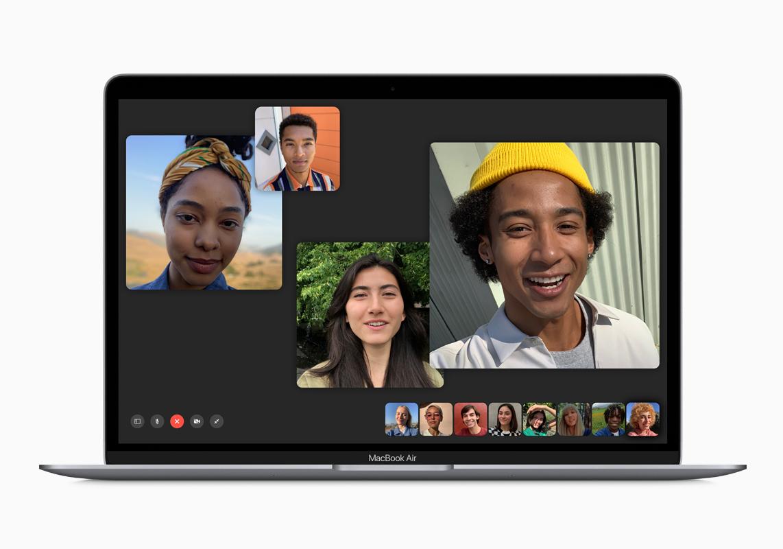新款 MacBook Air 和入门级 MacBook Pro 发布!